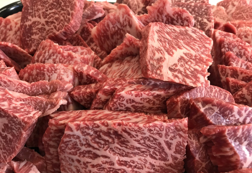 最高級黒毛和牛特選もも肉の画像