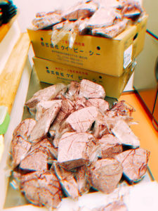 食肉販売の画像